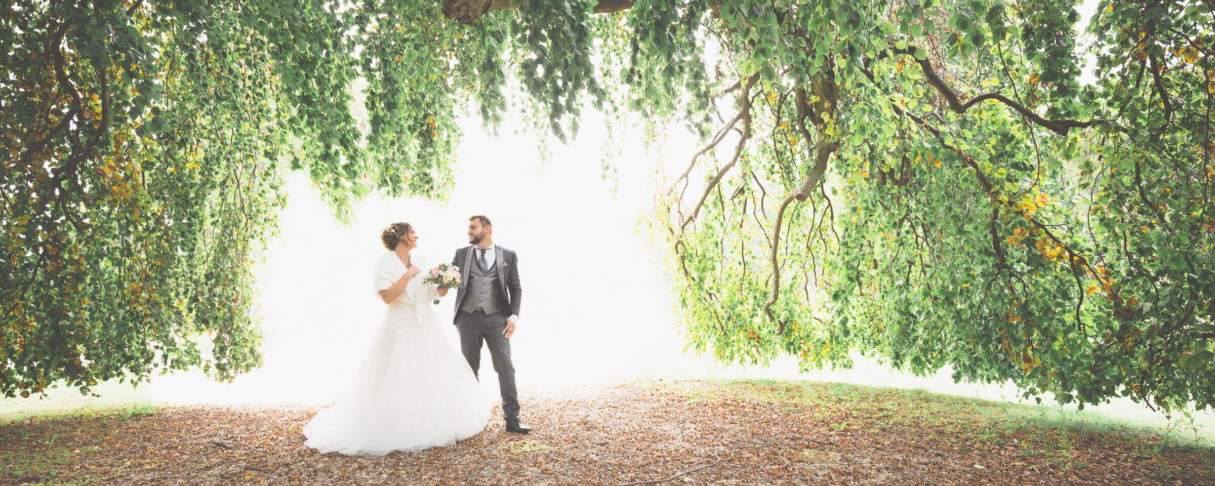 mariage au chateau d'anjou en isere